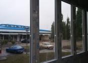 Pvc terasni prozor na preklapanje