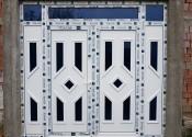 Standard al ulazna vrata sa panelom sa kornizama 1