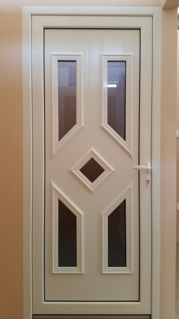 Alu ulazna vrata za kuću dekorativni panel