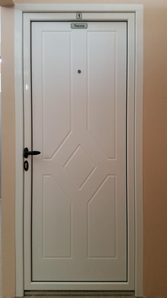 Alu ulazna vrata za stan medijapan