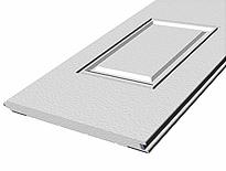 Segmentna vrata panel kocka